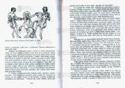 Ukázka textu s vyobrazením uškrcení kněžny Ludmily.