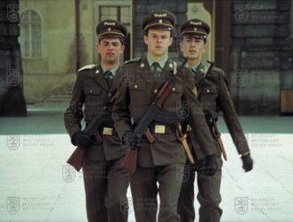 """Film """"Stráž Pražského hradu"""""""