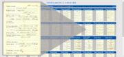Tzv. bílá kartotéka padlých v první světové válce, naskenovaná a zpřístupněná na webu VÚA–VHA, zčásti plní funkci jmenného rejstříku k tamním válečným matrikám.