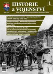 Nové číslo Historie a vojenství, první v tomto roce