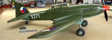 VHÚ převzal zrenovované letouny Aero L-29 Delfín a cvičný bitevník Avia/Iljušin Il-10