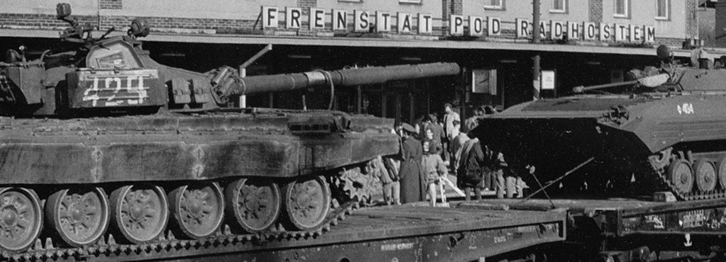Třicáté výročí: dokončení odsunu Sovětské armády z Československa v červnu 1991